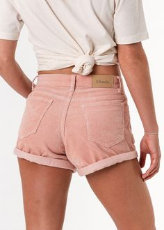 2538bc5ff1f0 Afends Womens Tyler - Corduroy Short