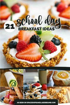 21 School Day Breakf