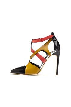 Style.com Accessories Index : fall 2013 : Rupert Sanderson