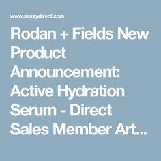 Rodan + Fields New P
