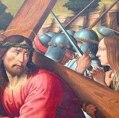 @AVarkulevich На Владимира Владимировича на этой картине больше Иисус похож... Разве нет? pic.twitter.com/bw0DZxNn2O