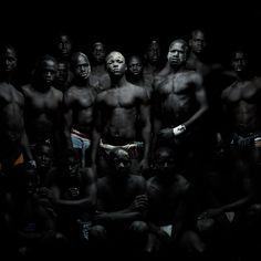 Denis Rouvre Lamb - http://www.rouvre.com/fr/gallery/10/lamb - Senegal, Lutte