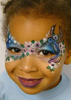 Enchanted Forest Facepainting Workshop, Friday, February 22, Williamsburg, Va - Call 954-683-3050 for more info...