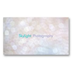 White and Blue Bokeh Photography Business Cards. This great business card design is available for customization. All text style, colors, sizes can be modified to fit your needs. Just click the image to learn more! High Quality Business Cards, Elegant Business Cards, Modern Business Cards, Business Card Design, Photographer Business Cards, Photography Business, Bokeh Photography, Prints, Ship