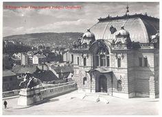 Budavári Palota - Spanyol Lovas Iskola épülete