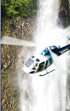 Island Helicopters Kauai - Kauai, Hawaii.  ASPEN CREEK TRAVEL - karen@aspencreektravel.com