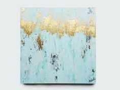 Image result for abstract background acrylic blue, gold, off white