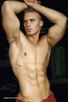 Natural naked men