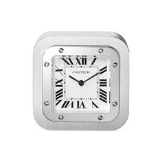 Santos de Cartier desk clock