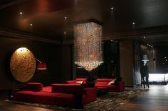 New Delhi, India. Interiors by Igloo Design. Delhi India, New Delhi, Design Projects, Chandelier, Ceiling Lights, Interiors, Lighting, Room, House