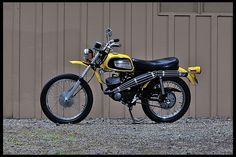 1972 Harley-Davidson MLS Rapido 125cc | Mecum Auctions