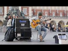 """(12) Amazing street guitar performance by Imad Fares """" Gipsy Kings cover"""" - YouTube"""