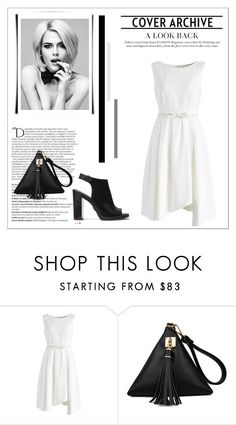 """Yes."" by mayabee88 ❤ liked on Polyvore featuring Chicwish, Michael Kors, Balmain, MustHave and polyvoreeditorial"