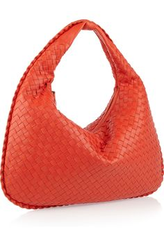 BOTTEGA VENETA Veneta Small intrecciato leather shoulder bag  1 90eef3de644e2