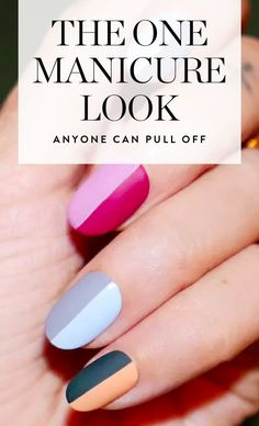 Best Nail Polish Colors of 2020 for a Trendy Manicure Elegant Nail Designs, Diy Nail Designs, Elegant Nails, Classy Nails, Acrylic Nail Designs, Art Designs, Design Ideas, Matte Nail Polish, Best Nail Polish