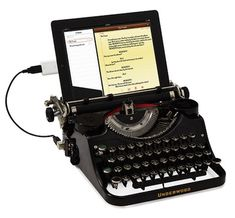 18 Ways To Reuse Typewriters | Green Eco Services