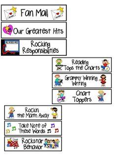 Cute idea for a rock star classroom Star Themed Classroom, Hollywood Theme Classroom, Stars Classroom, School Classroom, Classroom Themes, Classroom Organization, Classroom Supplies, Classroom Projects, Classroom Management