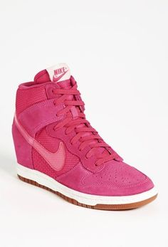 Tuesday Shoesday: Nike Dunk Sky Hi Wedge Sneaker
