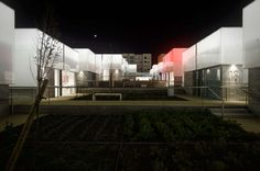 Elderly Persons Residence- Social Complex by Guedes Cruz Architects - Alcabideche, Portugal