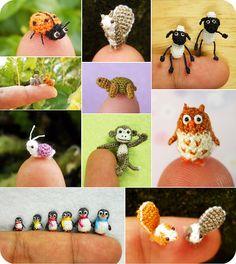 Micro Crochet Collection