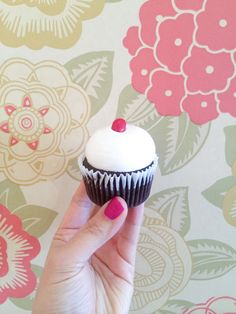 Miette old fashioned cupcake - San Francisco Food Diary by Coco Cake Land