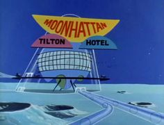 Scouting For Satellites: The Jetsons and Space Age Googie - Imagining A Whimsical Future