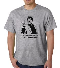 Don't Mess With The Bull, You'll Get the Horns (The Breakfast Club) » Silly Boy T-shirts