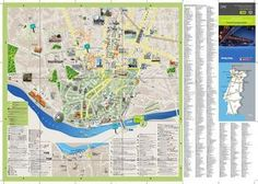 Porto Official Tourism Map (eBrochure)