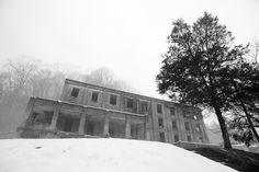 Glen Rogers hotel, West Virginia