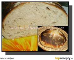 Základný kváskový chlieb /Základní kváskový chleba