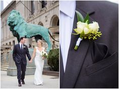 Carrie Holbo Photography | Chicago, IL | Wedding Photography | Art Institute of Chicago