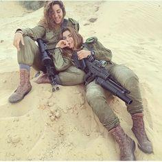 Wonderful Israeli girls