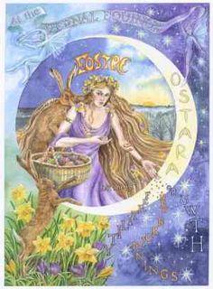 wicca equinoccio de primavera -
