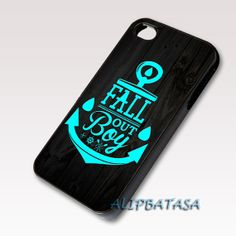 Fall Out Boy Anchor For iPhone 4/4s 5/5s/5c Samsung by Alipbatasa, $14.25