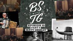 BS with TG : Matt Hensley Part 2: Tommy Guerrero's show BS With TG with special guest Matt Hensley. Part… #Skatevideos #hensley #matt #part