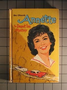 Annette Funicello, every young girl's role model in the 1950s. And every young boy's crush.  Well, nearly every young boy's.