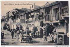Vigo. Barrio de Pescadores Galicia
