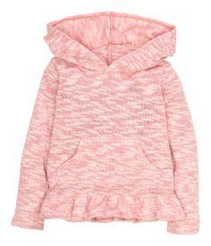 H&M Jersey con capucha y volantes $249