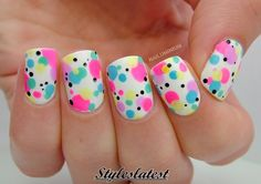 Latest Cute Nail Designs for Girls 2017