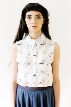 On Sale Lofty Birds Shirt On Sale