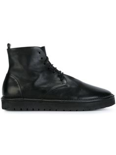 Shop Marsèll lace-up boots in Bernardelli from the world's best independent boutiques at farfetch.com. Shop 400 boutiques at one address. Leather Sneakers, All Black Sneakers, High Top Sneakers, Lace Up Boots, Calf Leather, Combat Boots, Designer Bags, Street Wear, Me Too Shoes
