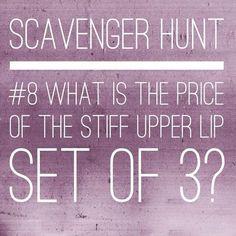 Younique scavenger hunt #8