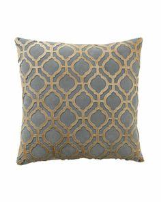 Jamie Young Moorish Lattice Sequined Pillows - Horchow