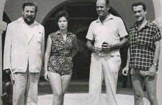 Πίτερ Ουστίνοφ, Χένρι Φόντα, Τζένη Καρέζη, Αλέκος Αλεξανδράκης