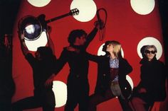 The Velvet Underground, Nico and Andy Warhol