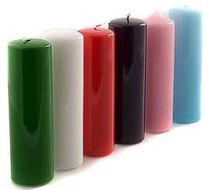 Curso - Taller de Magia con Velas y Velones - Simbología de los colores. Aprende todo lo que necesitas saber sobre los colores aplicados en las velas.