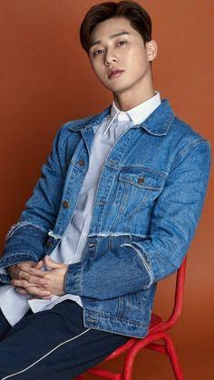 Joon Park, Japanese Oni, Park Seo Jun, Haircut For Older Women, Jacket Jeans, Seo Joon, Kdrama Actors, Korean Artist, Turkish Actors