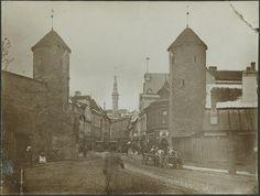 1888, Tallinn, Viruvärav