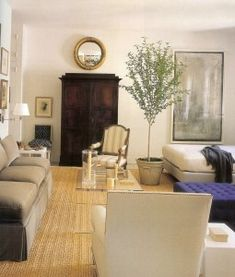 I'm currently working on the design of a formal living room for some local clients here in Philadelphia. The color scheme is really edi. Luxury Interior, Home Interior Design, Formal Living Rooms, Living Spaces, Home Decor Bedroom, Living Room Decor, Design Blog, Modern Traditional, Lounge