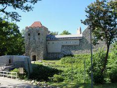 Старый и Новый замки Сигулды [VI/14924]